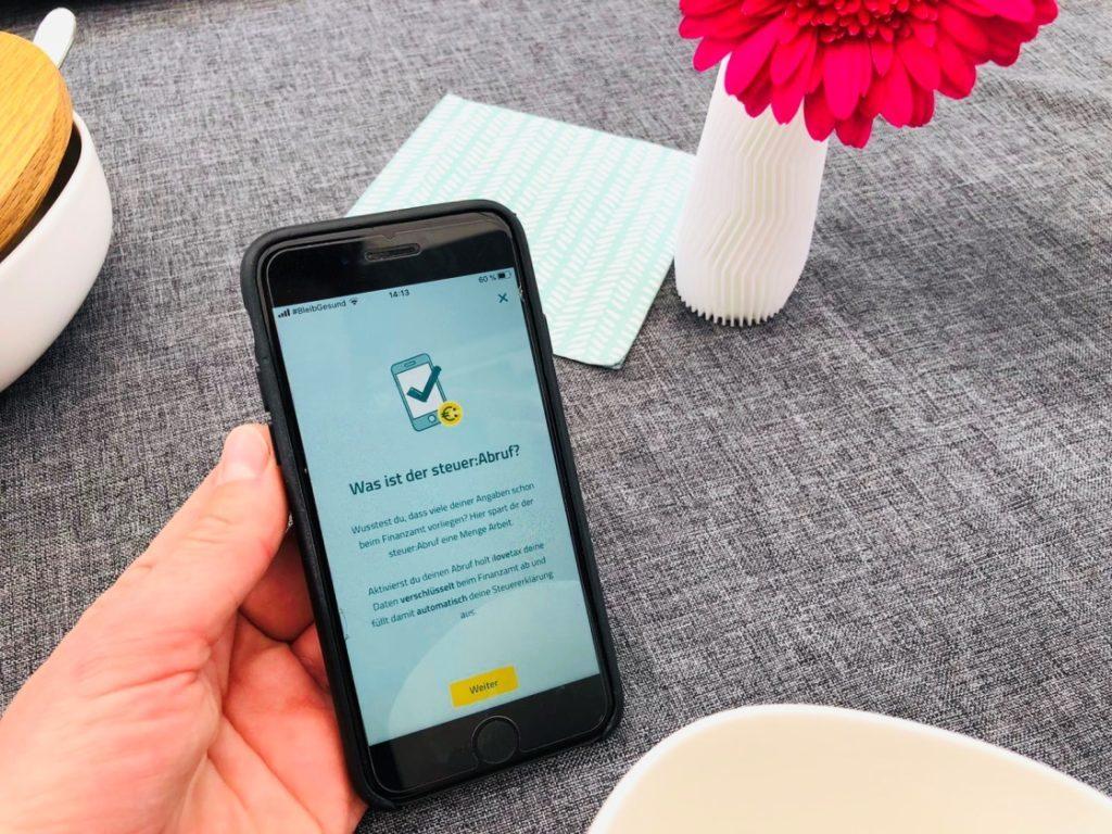 ilovetax2 1024x768 - Steuererklärung geht auch online mit einer App