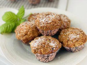 Brombeer Muffins 1 300x225 - Brombeer Muffins mit Streusel