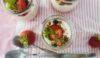 LEICHTES ERDBEER DESSERT MIT HOLUNDER 4 100x58 - Leichtes Erdbeer-Dessert mit Holunder