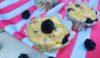Brombeer Muffins mit Schmandguss 1 100x58 - Brombeer-Muffins mit Schmandguss