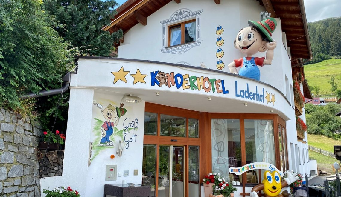 Laderhof – Das Kinderhotel in Ladis in Tirol!