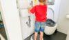 Bumbo step n potty 1 100x58 - Trocken werden mit 2 Jahren  / Bumbo step n potty hilft dabei