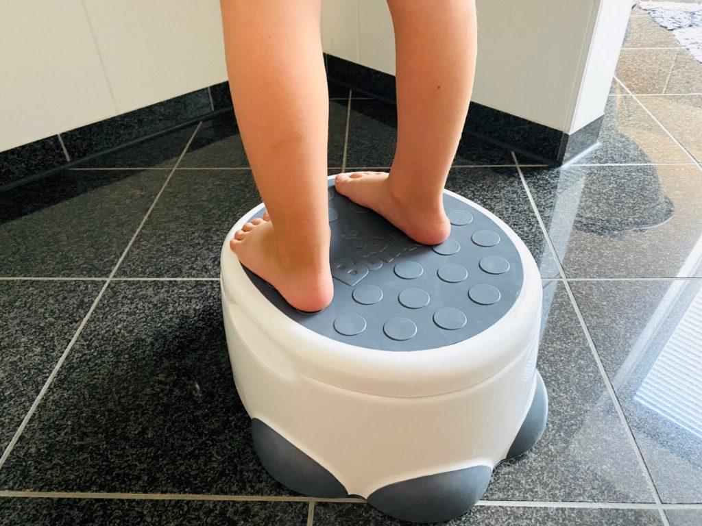 Bumbo step n potty 5 1024x768 - Trocken werden mit 2 Jahren  / Bumbo step n potty hilft dabei