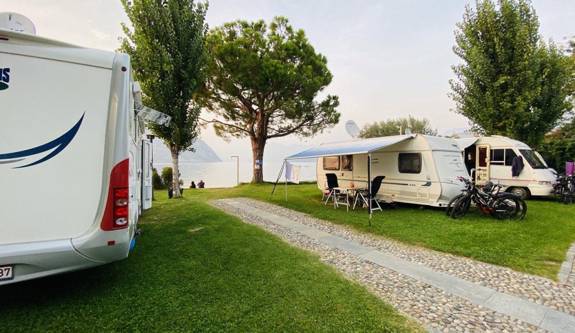 Camping Iseo – Der schönste Campingplatz am Iseosee, Italien