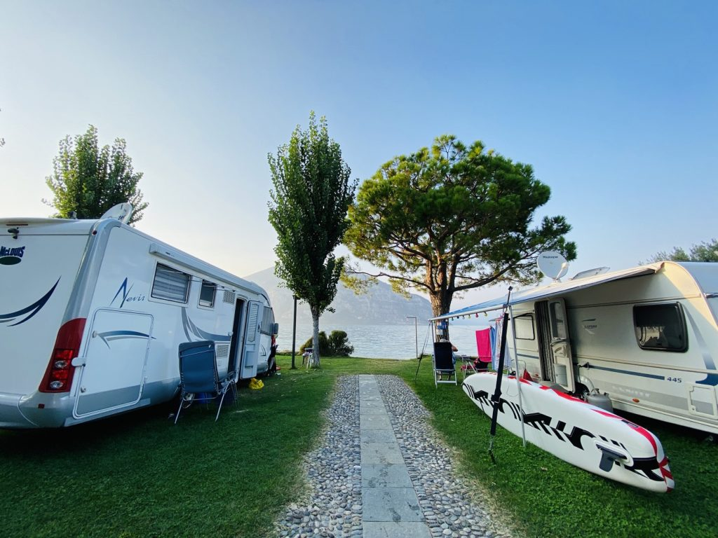 Camping Iseo 6 1024x768 - Camping Iseo - Der schönste Campingplatz am Iseosee, Italien