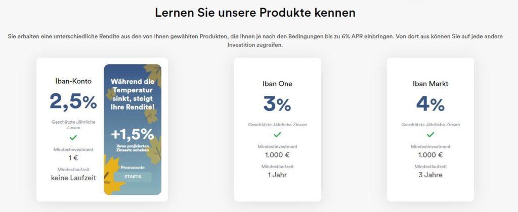 Iban Wallet 2 1024x420 - Geld sinnvoll investieren mit Iban Wallet
