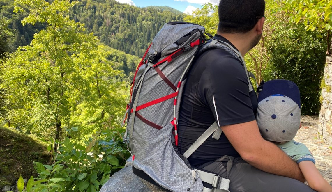 Packliste Wandern mit Kind –  das braucht man alles für eine Familienwanderung