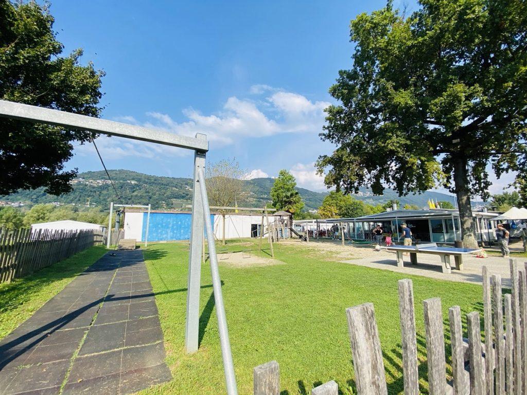 TCS Camping Lugano Muzzano 5 1024x768 - Camping am Luganersee: Erfahrung TCS Camping Lugano-Muzzano