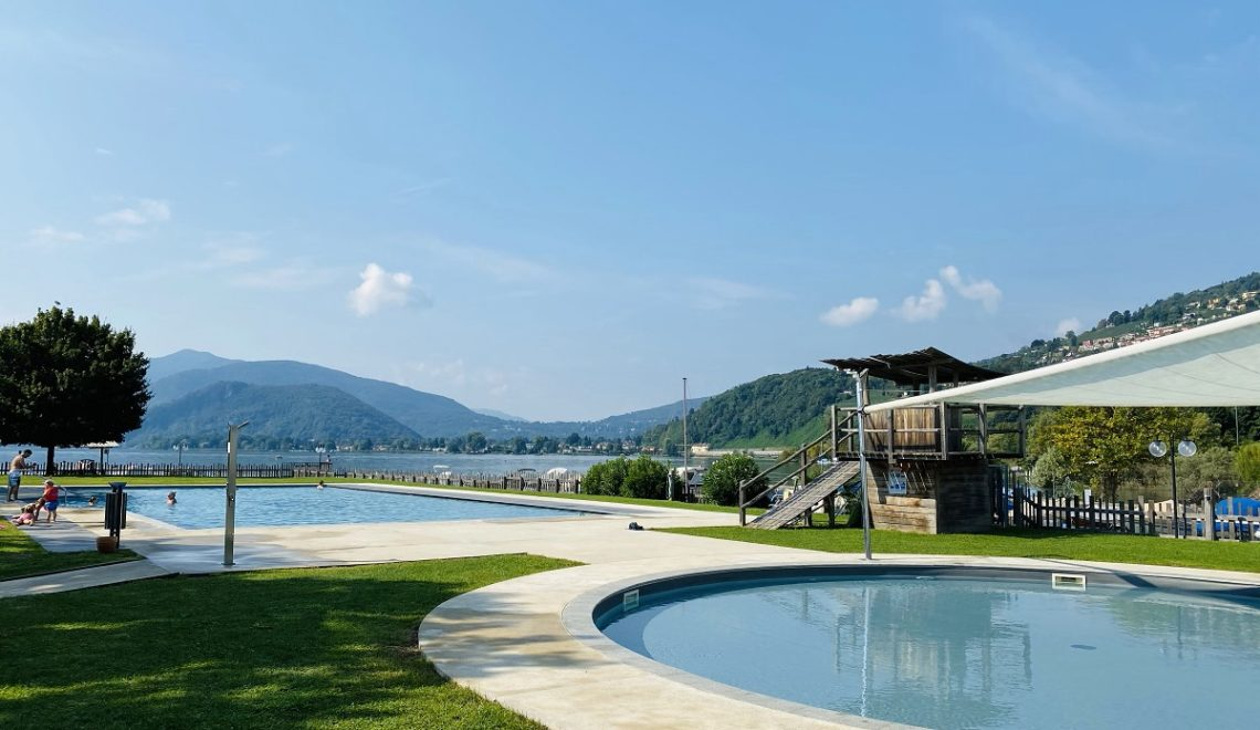Camping am Luganersee: Erfahrung TCS Camping Lugano-Muzzano
