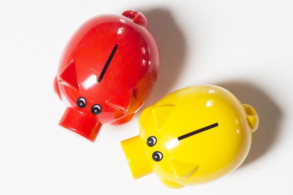 piggy bank 2945426 1280 1024x682 - Geld sinnvoll investieren mit Iban Wallet