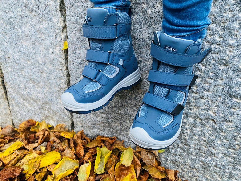 Keen Winterschuhe 2 1024x768 - Tipps für warme Füße im Winter + unsere liebsten Winterschuhe von KEEN