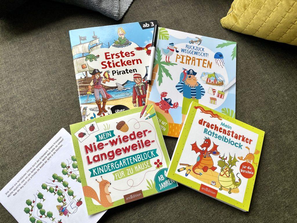 arsedition 1 1024x768 - Start in den Winter mit den Kinderbüchern von arsEdition