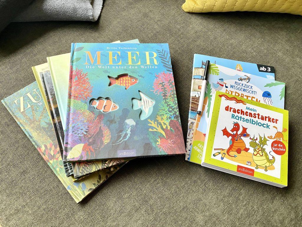 arsedition 2 1024x768 - Start in den Winter mit den Kinderbüchern von arsEdition