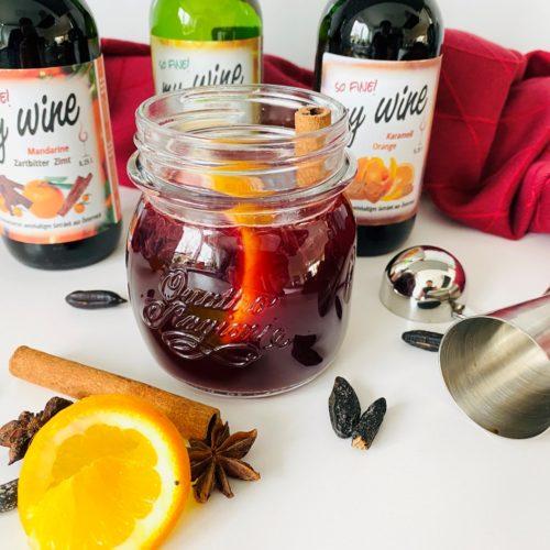 mywine 4 500x500 - Glühwein mit My Wine Weihnachtskollektion + Gewinnspiel