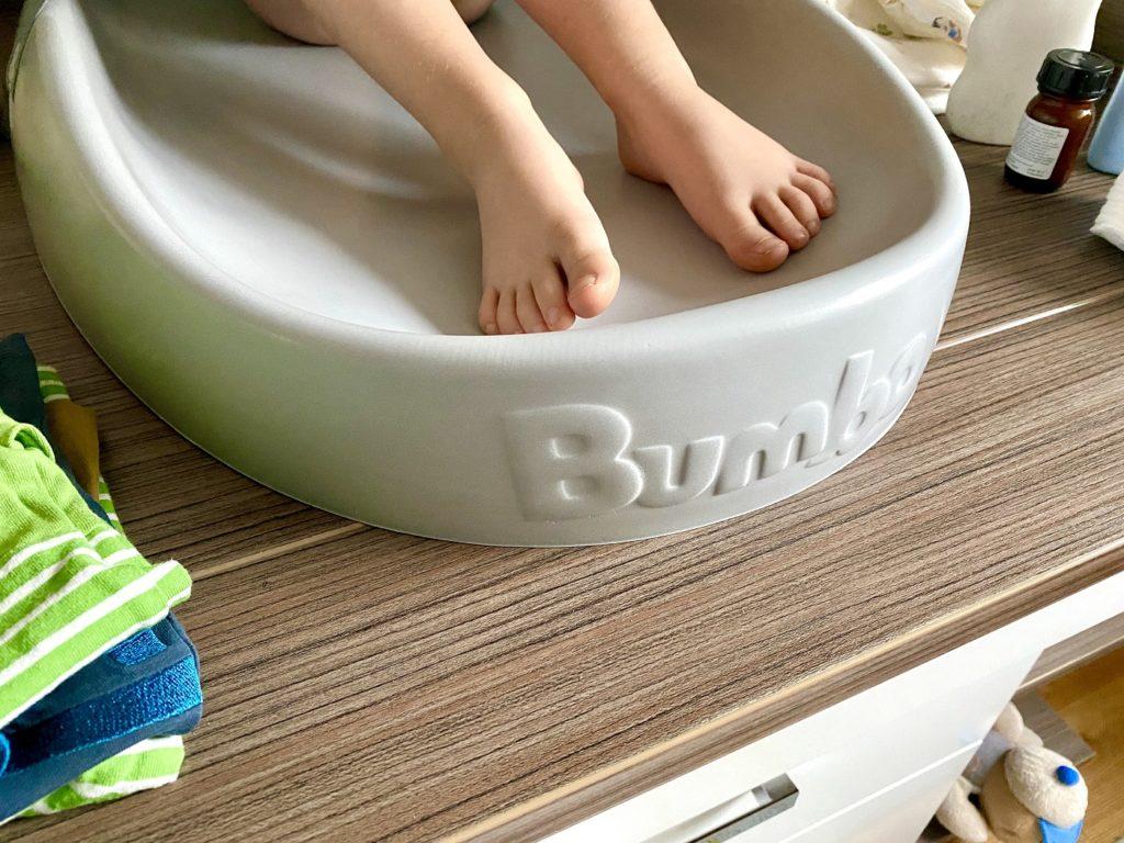 Bumbo changing pad 1 1024x768 - Werbung | Tipps für die richtige Wickelauflage / Vorstellung Bumbo changing pad + Gewinnspiel