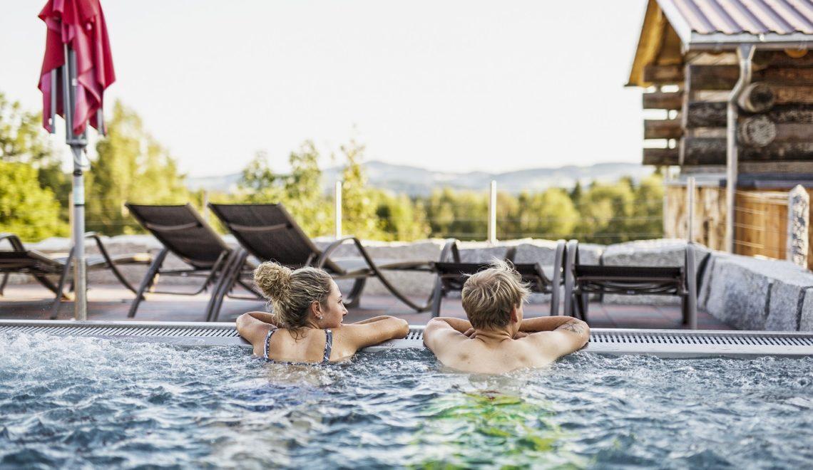 Werbung | Wellnessurlaub in der Region Bayerischer Wald