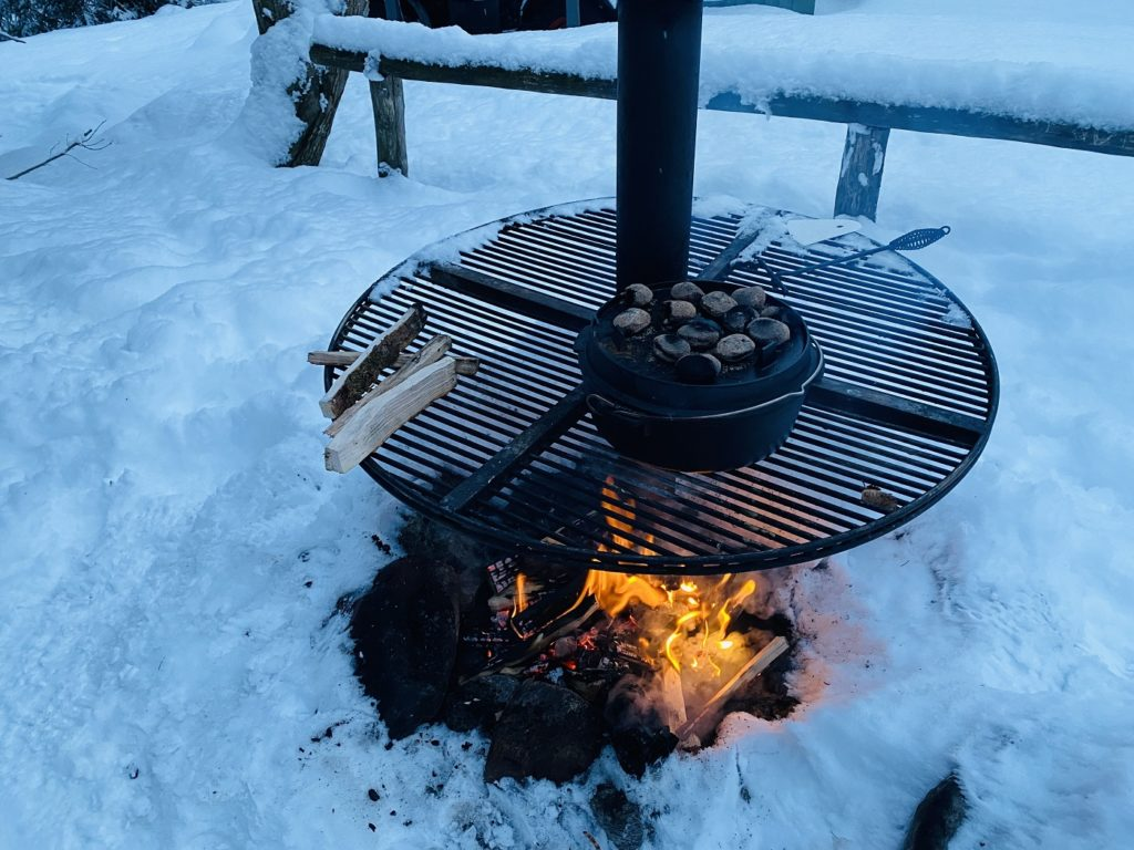 Wintercamping 1 1024x768 - Must-Haves für Wintercamping