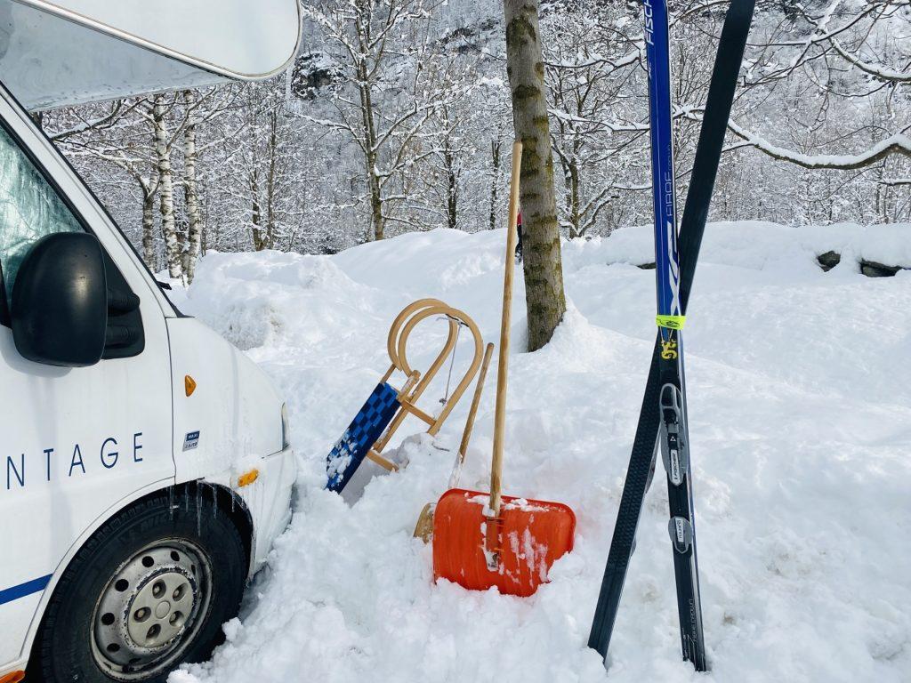 Wintercamping 3 1024x768 - Must-Haves für Wintercamping