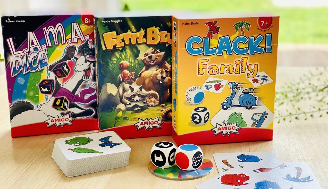 Spiel-Ideen für die Familie + Gewinnspiel