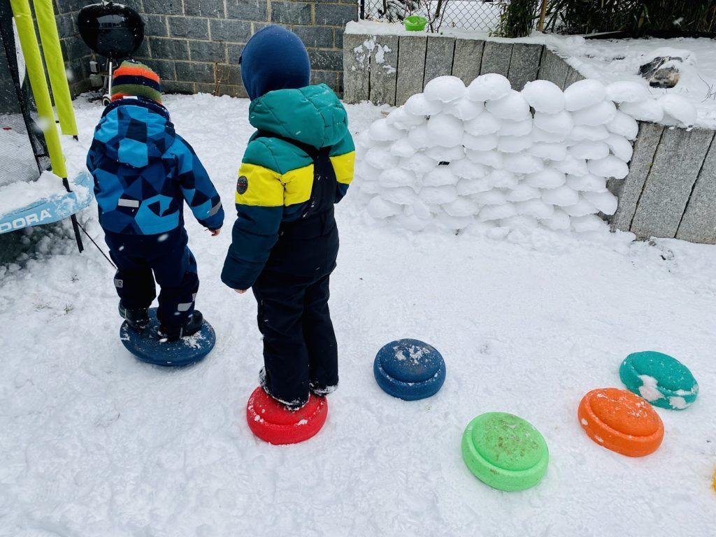 Stapelsteine Winter 4 1024x768 - Stapelsteine Spielideen Winter