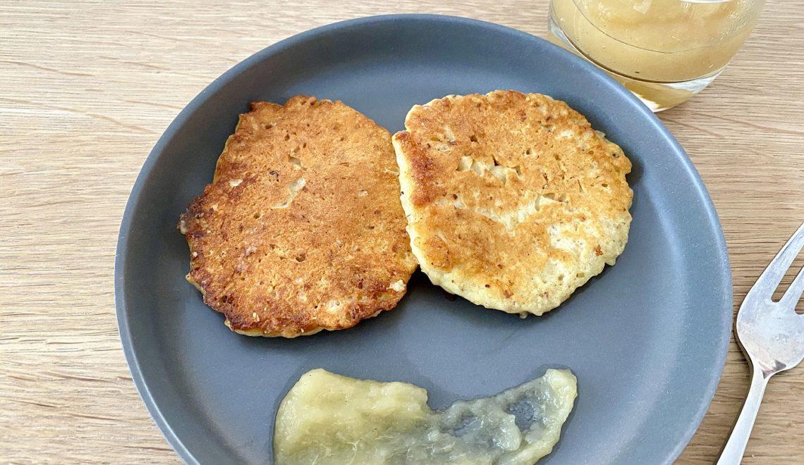 Zuckerfreie Pancakes 3 1140x660 - Zuckerfreie Pancakes für Kinder