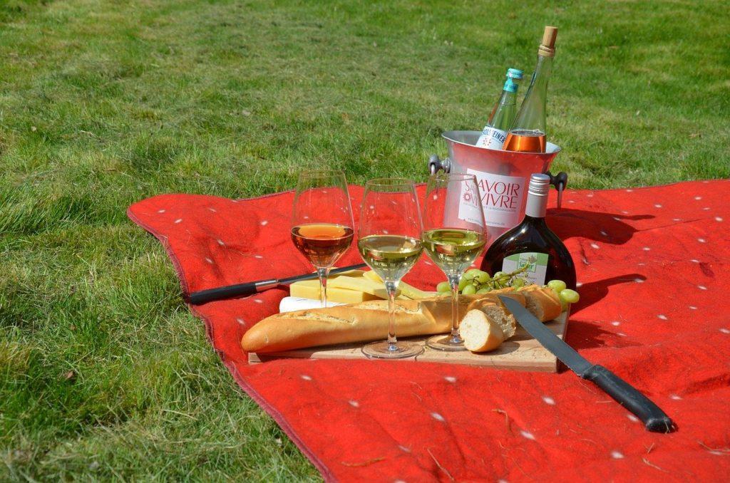 Picknick 1 1024x678 - Perfektes Picknick - Must-Haves