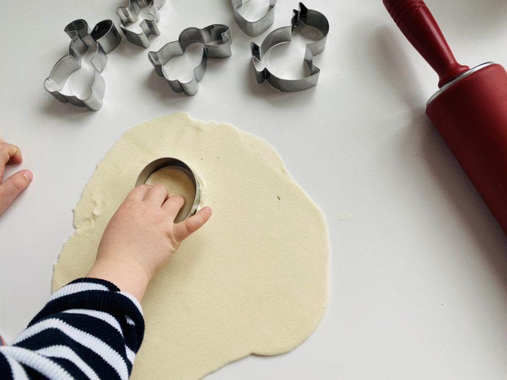 Salzteig Osterdeko 1 1024x768 - Salzteig Osterdeko mit Kindern basteln