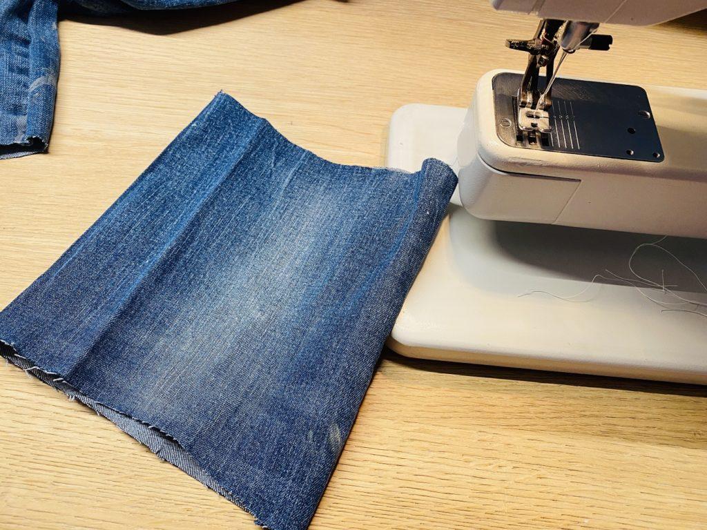 Upcycling osternest jeans 1 1024x768 - Upcycling Osternest aus alter Jeans
