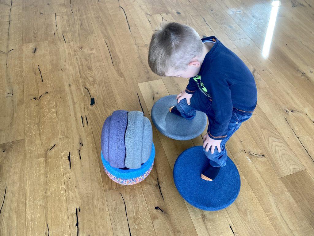 Balance board stapelsteine 1 1024x768 - Stapelsteine Balance Board - Unsere Erfahrung