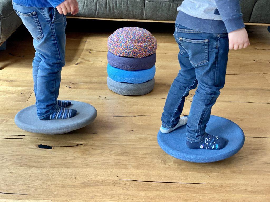Balance board stapelsteine 2 1024x768 - Stapelsteine Balance Board - Unsere Erfahrung