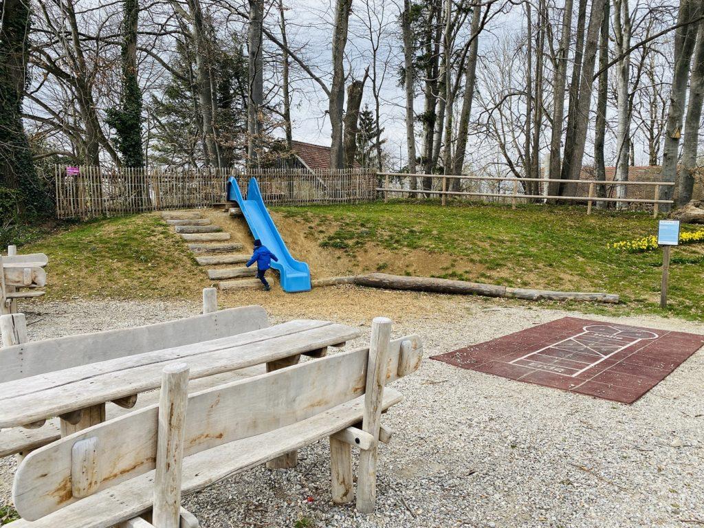Mindelburg 1 1024x768 - Ausflugtipp Allgäu mit Kind: Naturlehrgarten Mindelheim und Mindelburg