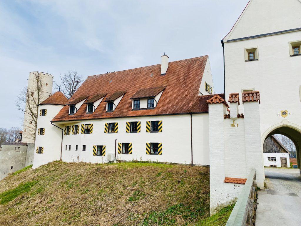 Mindelburg 2 1024x768 - Ausflugtipp Allgäu mit Kind: Naturlehrgarten Mindelheim und Mindelburg