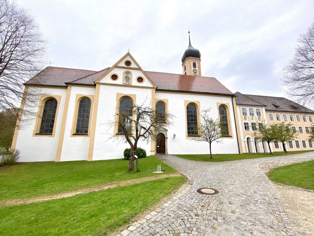 Oberschoenefeld 2 1024x768 - Oberschönenfeld - Ausflugstipp für Familien im Augsburger Land