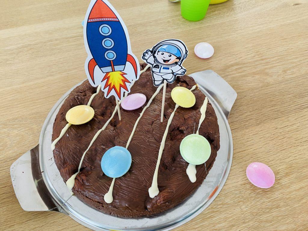 Astronauten Party 24 1024x768 - Perfektes Essen für den Astronauten Geburtstag