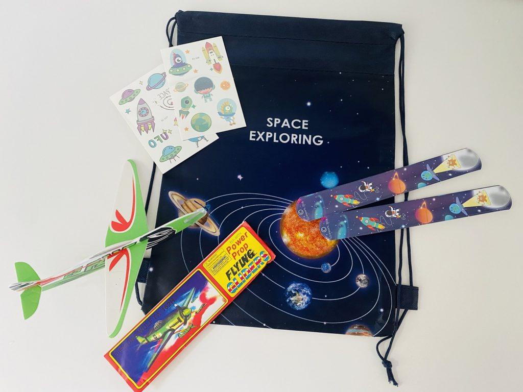 Astronauten Party 3 1024x768 - Spiele für den Astronauten Kindergeburtstag