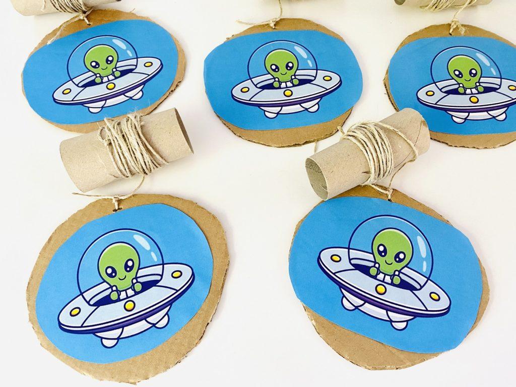 Astronauten Party 9 1024x768 - Spiele für den Astronauten Kindergeburtstag