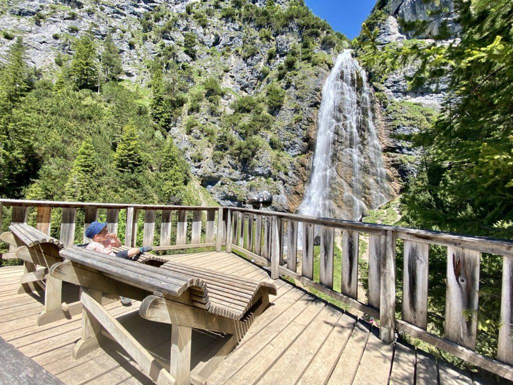 Dalfazer Wasserfall 4 1024x768 - Wanderung zum Dalfazer Wasserfall