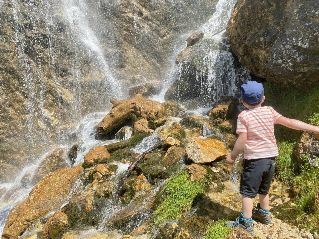 Dalfazer Wasserfall 6 1024x768 - Wanderung zum Dalfazer Wasserfall