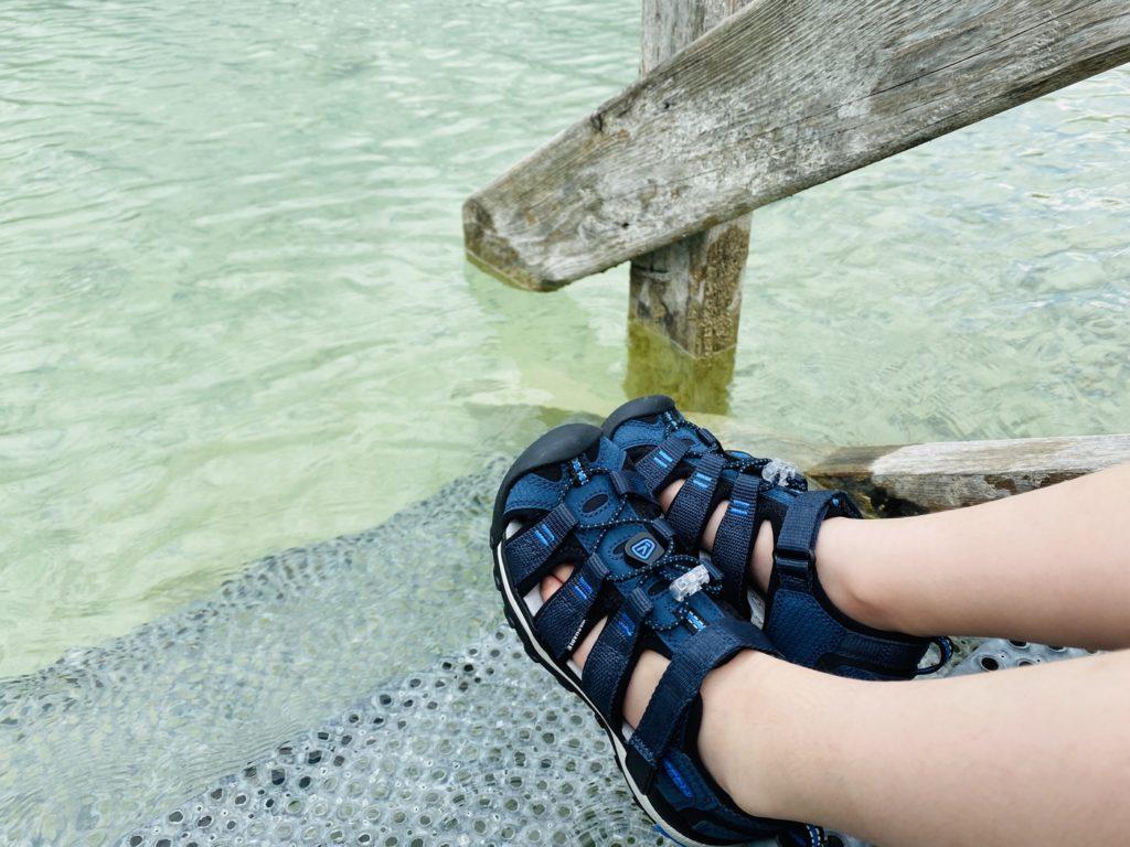 Keen Sandalen 5 1024x768 - Der Sommer ist da! Tipps für den Kauf von Kindersandalen