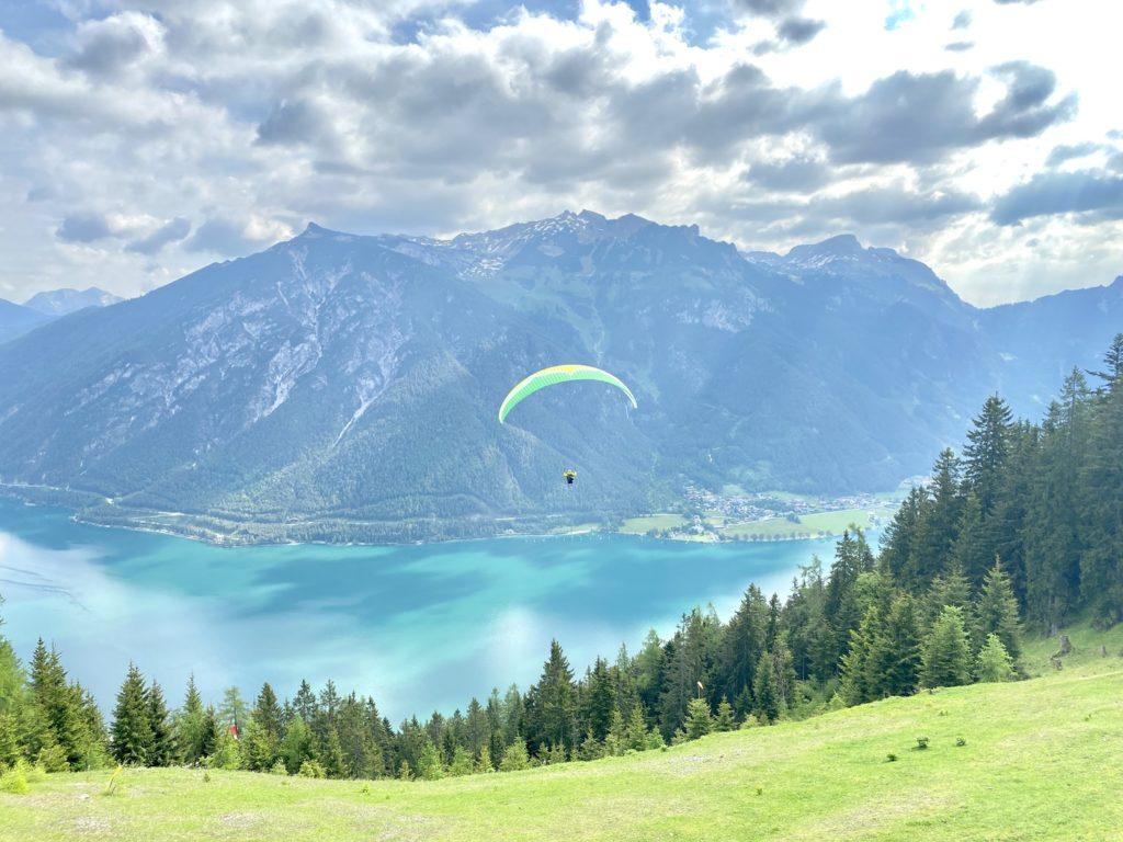 Wandern Achensee 1 1024x768 - Ausflugstipp Achensee: Alpentiere Rundwanderweg ab Bergstation Karwendelbergbahn