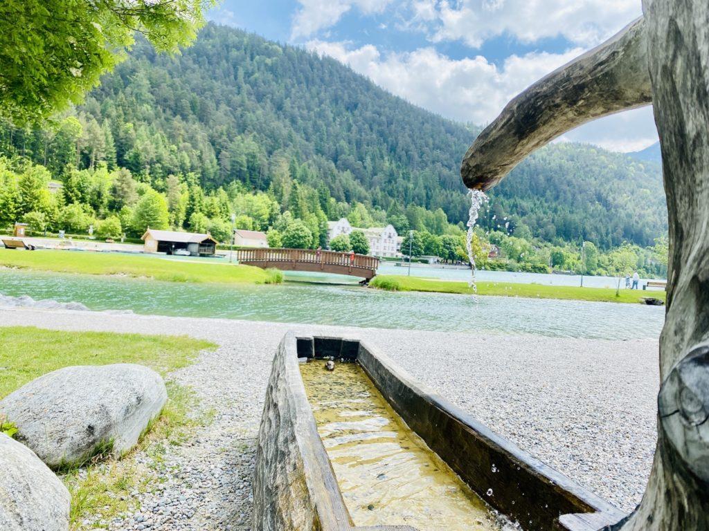 Wasserspielplatz Achenkirch Achensee 1 1024x768 - Wasserspielplatz in Achenkirch am Achensee