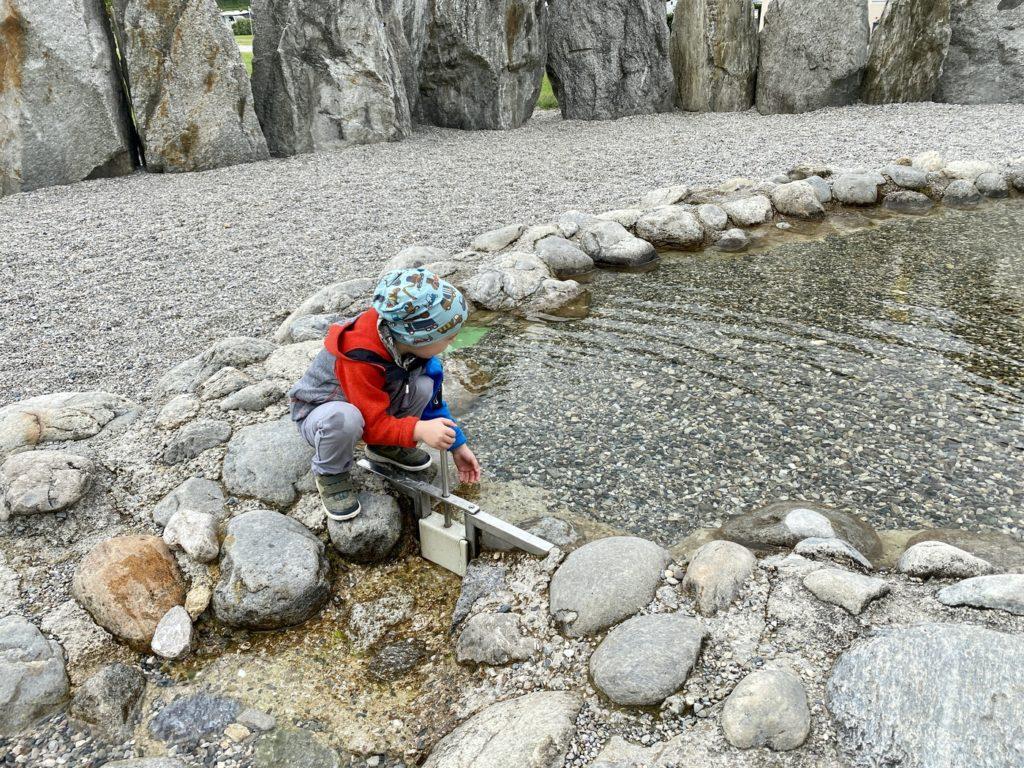Wasserspielplatz Achenkirch Achensee 2 1024x768 - Wasserspielplatz in Achenkirch am Achensee