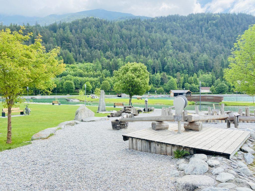 Wasserspielplatz Achenkirch Achensee 4 1024x768 - Wasserspielplatz in Achenkirch am Achensee