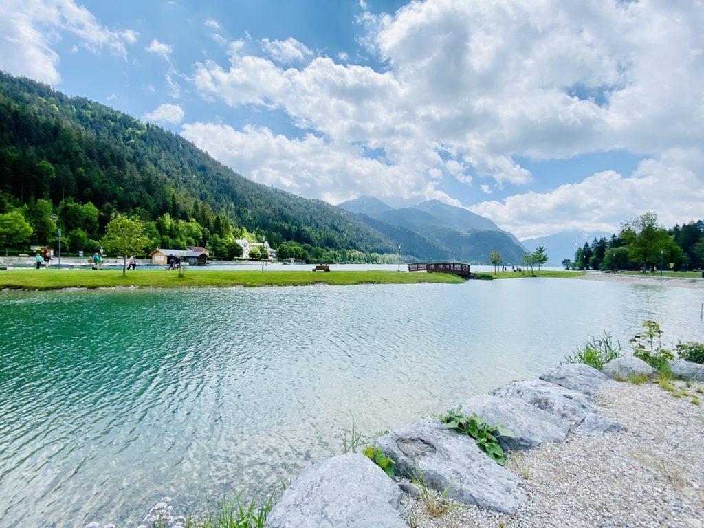 Wasserspielplatz Achenkirch Achensee 9 1024x768 - Wasserspielplatz in Achenkirch am Achensee