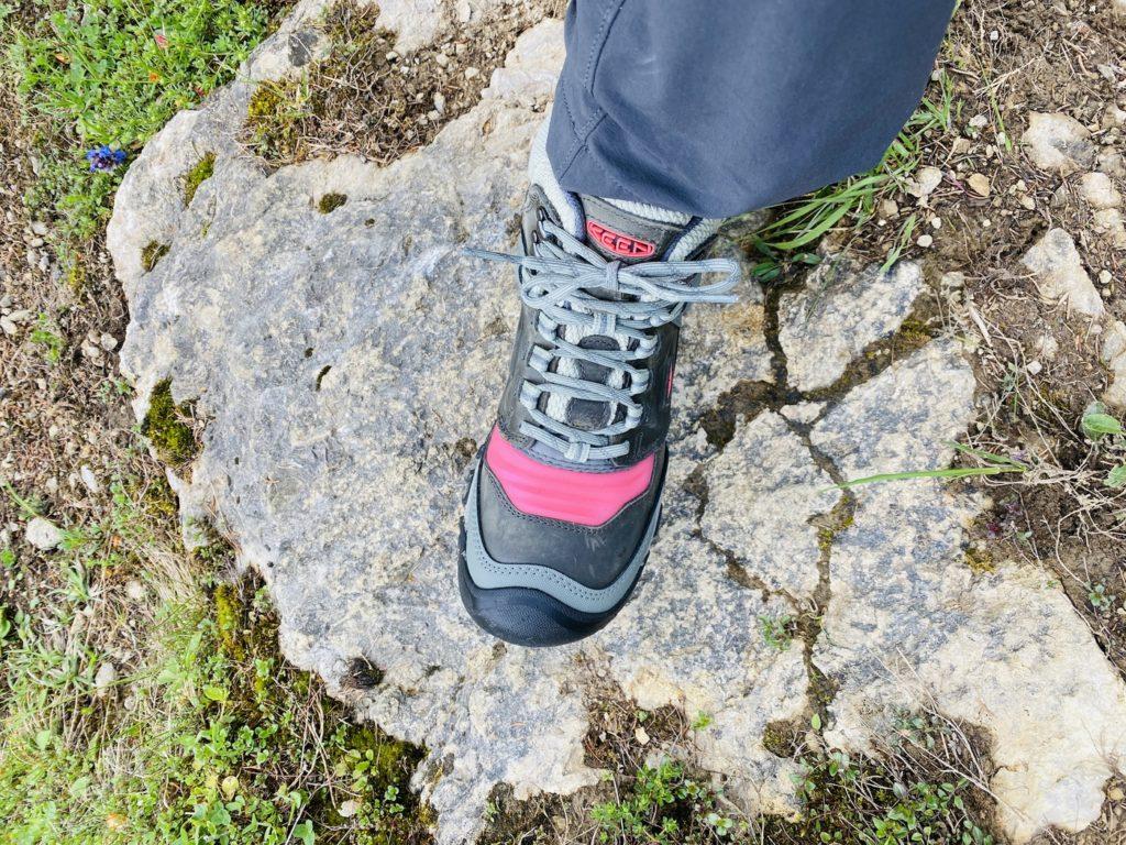 KEEN Wanderschuhe Flex 2 1024x768 - Woran erkennt man gute Wanderschuhe? Vorstellung KEEN.BELLOWS FLEX-Technologie