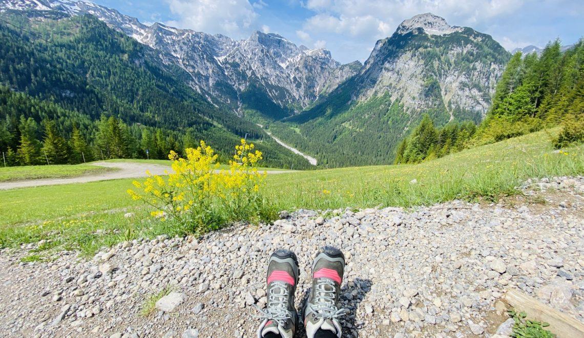 Woran erkennt man gute Wanderschuhe? Vorstellung KEEN.BELLOWS FLEX-Technologie