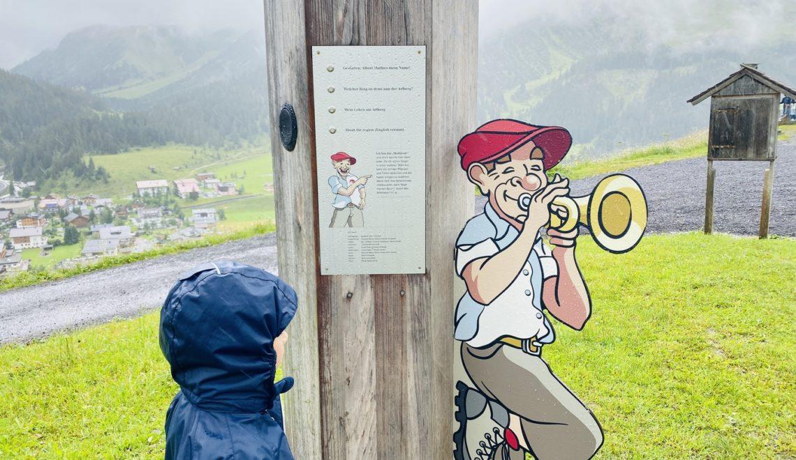 Arlenzauberweg Lech Zuers 11 1140x660 - Familienwanderung in Lech Zürs am Arlberg: Arlenzauberweg