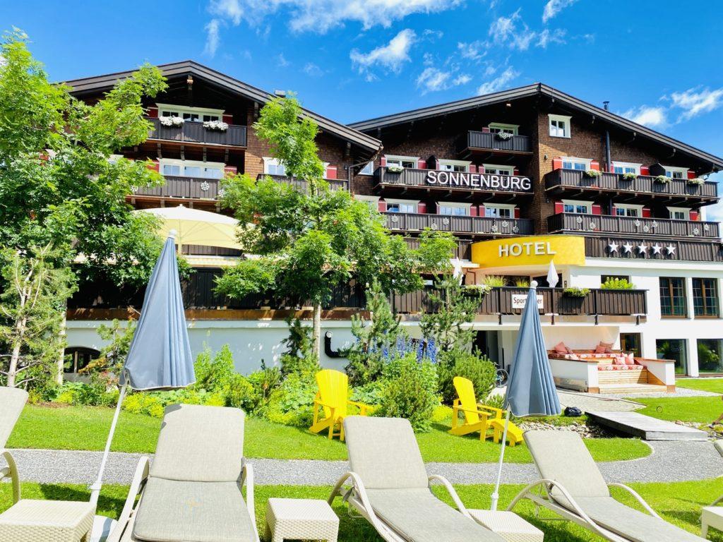 Familienhotel sonnenburg oberlech 44 1024x768 - 5* Familienhotel in Vorarlberg - Hotel Sonnenburg in Lech am Arlberg
