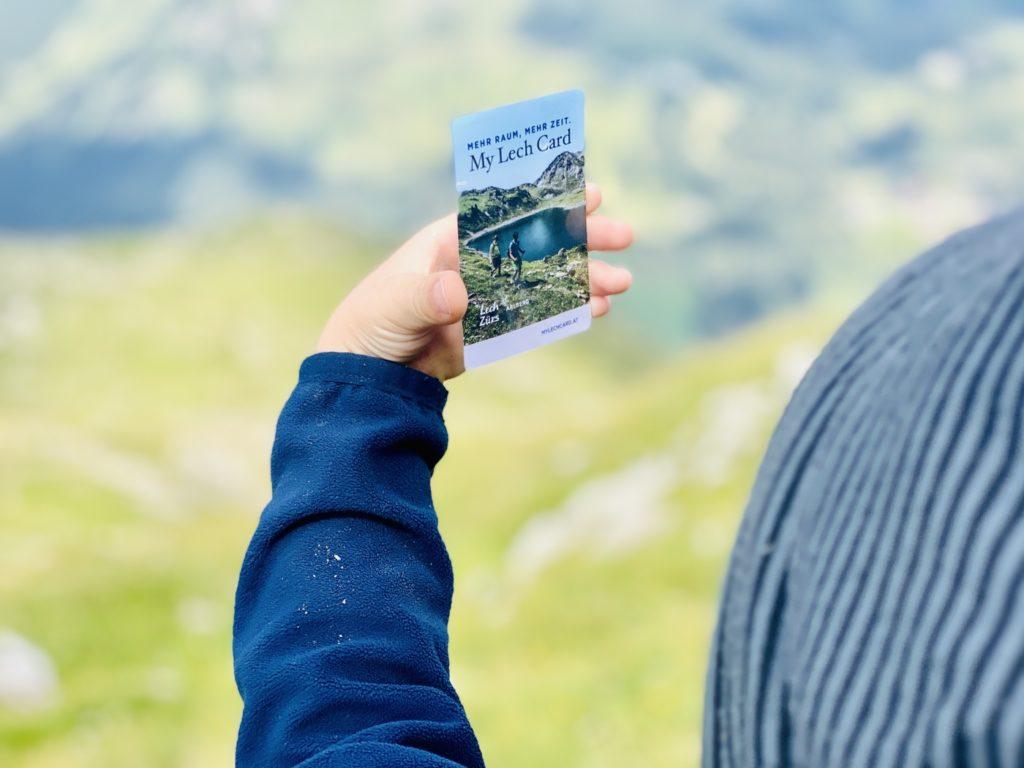 Lech Card Lech Zuers am Arlberg 1024x768 - Ausflugstipps Lech am Arlberg im Sommer