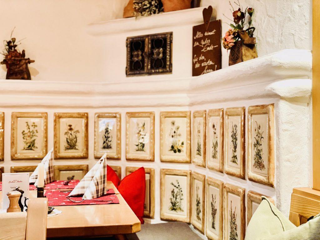 Lecher Stube Lech am Arlberg 1 1024x768 - Exzellentes Essen in der Lecher Stube in Lech